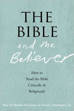 The Bible and the Believer imagine