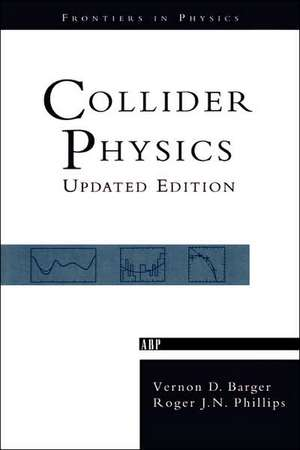 Collider Physics
