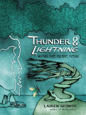 Redniss, L: Thunder and Lightning imagine
