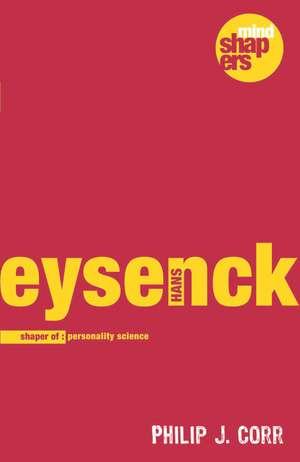 Hans Eysenck imagine