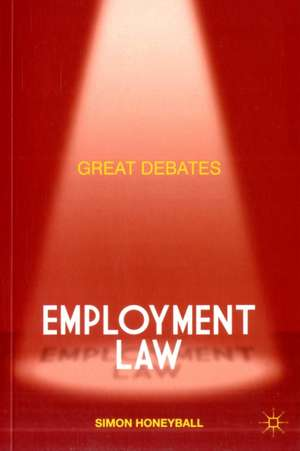 Great Debates in Employment Law