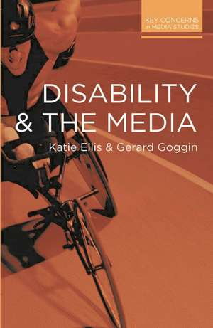 Disability and the Media imagine