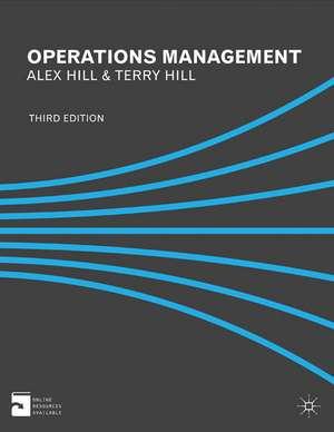 Operations Management de Alex Hill