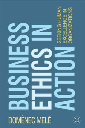 Business Ethics in Action imagine