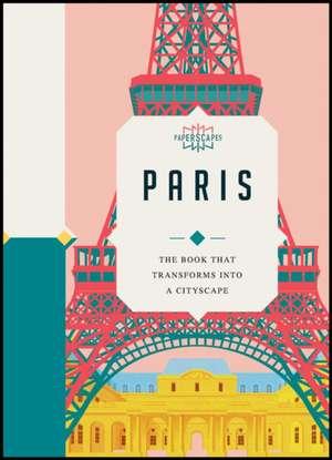 PAPERSCAPES PARIS de SANDRA LAWRENCE