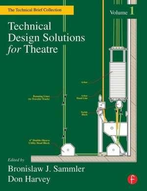 Technical Design Solutions for Theatre de Ben Sammler