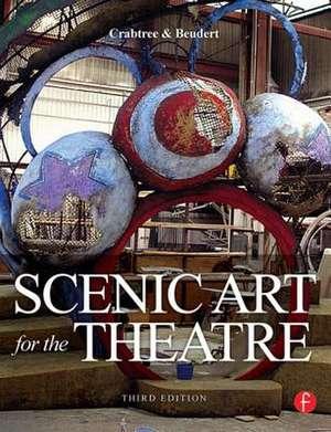 Scenic Art for the Theatre imagine