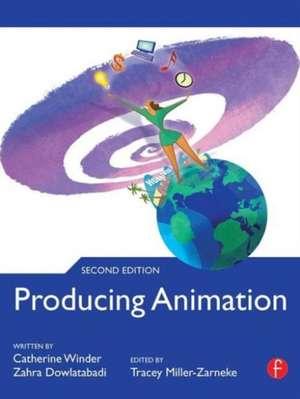 Producing Animation imagine