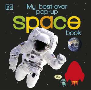 My Best-Ever Pop-Up Space Book imagine