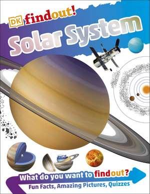DKfindout! Solar System de Sarah Cruddas