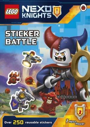 LEGO NEXO KNIGHTS: Sticker Battle