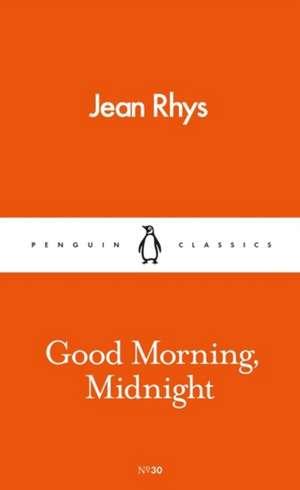Good Morning, Midnight de Jean Rhys