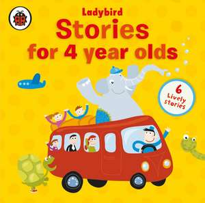 Stories for Four-year-olds