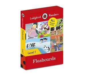Ladybird Readers Level 1 Flashcards de Ladybird