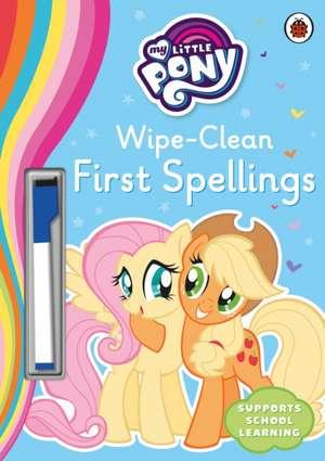 My Little Pony - Wipe-Clean First Spellings imagine