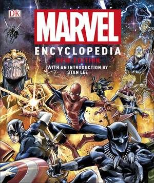 Marvel Encyclopedia New Edition imagine