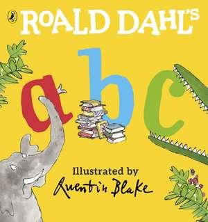 Roald Dahl's ABC de Roald Dahl