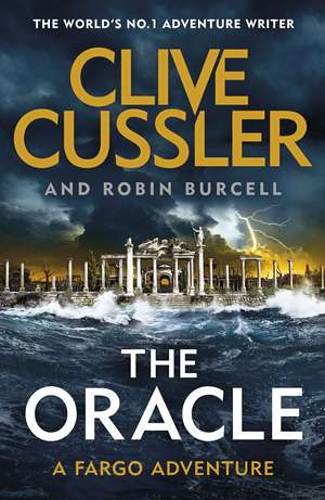The Oracle de Clive Cussler