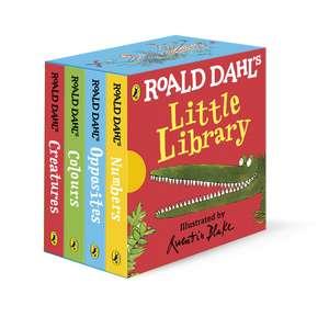 Roald Dahl's Little Library de Roald Dahl