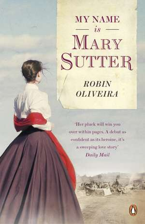 My Name is Mary Sutter imagine