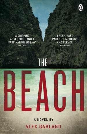 The Beach de Alex Garland