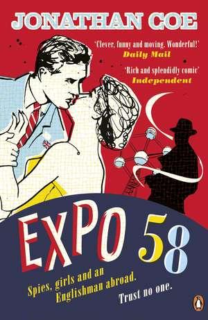 Expo 58 de Jonathan Coe