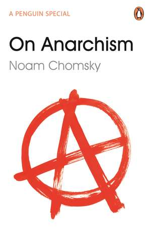 On Anarchism de Noam Chomsky
