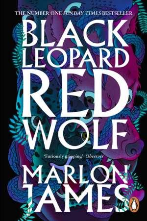 Black Leopard, Red Wolf de Marlon James