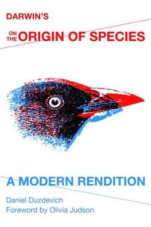 Darwin's on the Origin of Species imagine