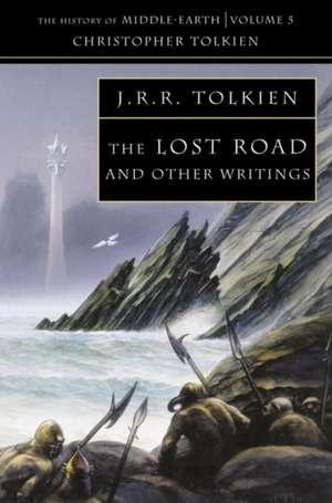 The Lost Road de J. R. R. Tolkien
