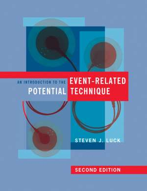 An Introduction to the Event–Related Potential Technique de Steven J. Luck