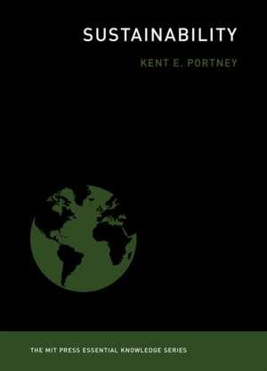 Sustainability de Kent E. Portney
