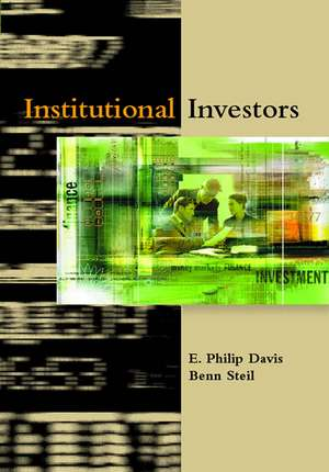 Institutional Investors de E Philips Davis