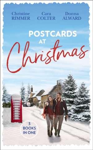 Postcards At Christmas de Christine Rimmer