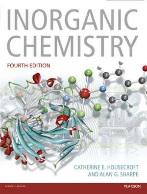 Inorganic Chemistry de Catherine E. Housecroft