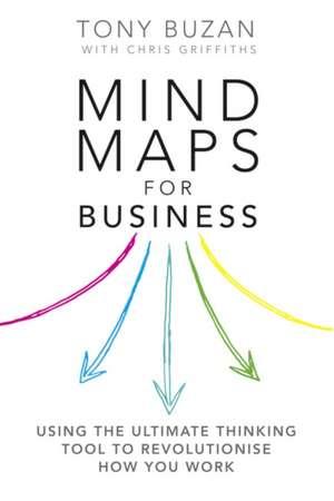 Mind Maps for Business de Tony Buzan