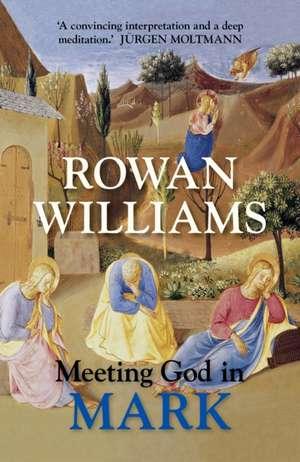 Meeting God in Mark imagine