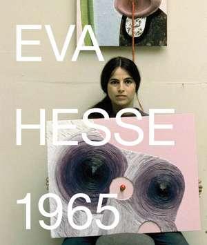 Eva Hesse 1965 de Barry Rosen
