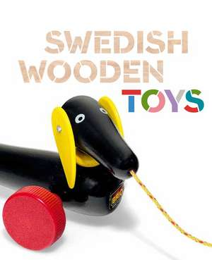 Swedish Wooden Toys imagine