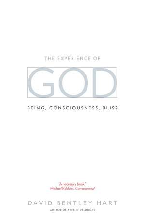 The Experience of God – Being, Conciousness, Bliss
