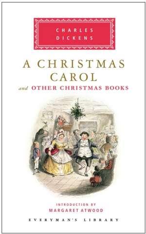 A Christmas Carol Book.A Christmas Carol And Other Christmas Books