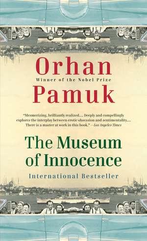 The Museum of Innocence de Orhan Pamuk