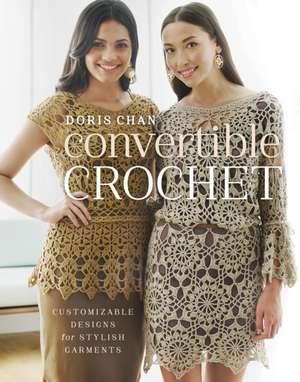 Convertible Crochet de Doris Chan