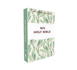 NIV, Outreach Bible, Paperback de Zondervan