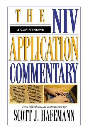 2 Corinthians de Scott J. Hafemann