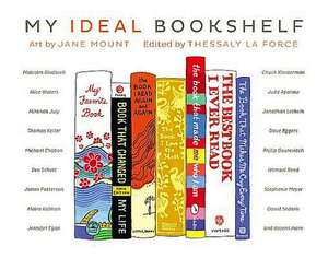 My Ideal Bookshelf de Jane Mount