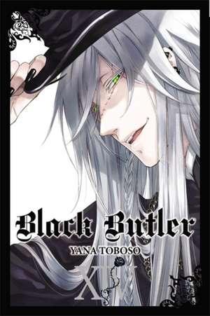 Black Butler, Vol. 14 de Yana Toboso
