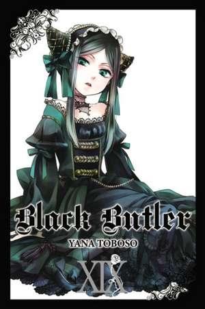 Black Butler, Vol. 19 de Yana Toboso