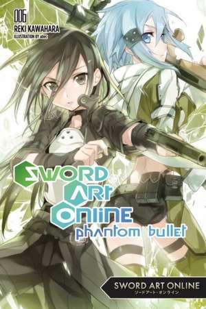 Sword Art Online 6 (light novel)