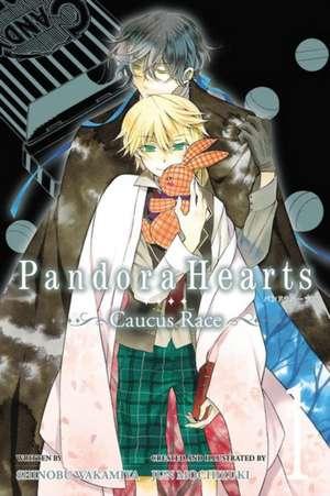 PandoraHearts ~Caucus Race~, Vol. 1 (light novel)
